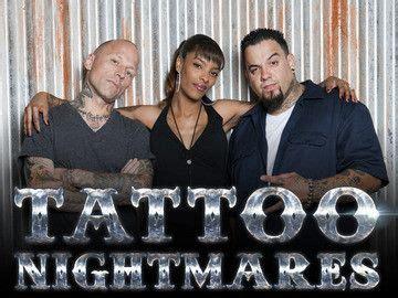 tattoo nightmares shop nightmares cast and big gus