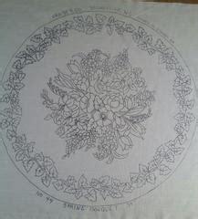 fraser rug hooking fraser rug hooking pattern 44 bouquet 39 quot fraser rugs