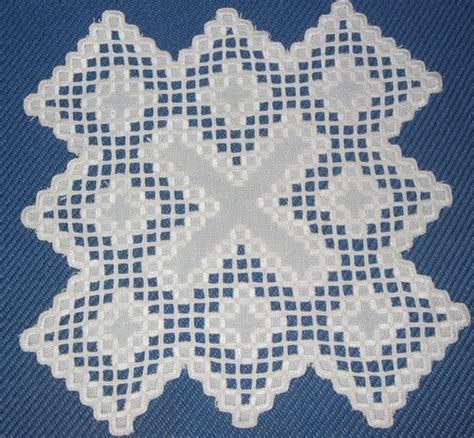 simple hardanger pattern in hardanger embroidery embroidery designs