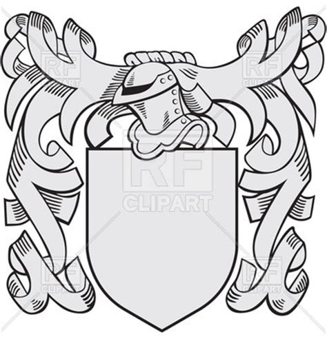 Coat Of Arms Helmet Www Pixshark Com Images Galleries With A Bite Helmet Shield Template
