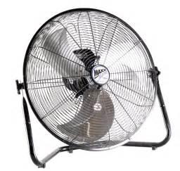 maxxair 20 inch high velocity floor fan