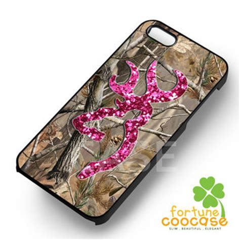 Casing Iphone 5 5s Camo Browning Custom best pink camo iphone 6 products on wanelo