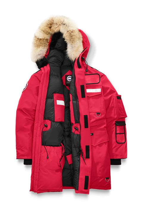 Jaket Parka Abuabu Pink Bb s arctic program resolute parka canada goose 174