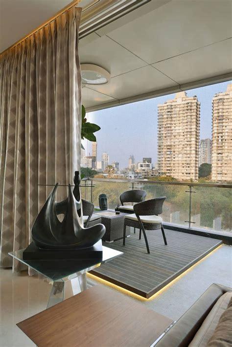 luxury living  duplex apartment  mumbai india