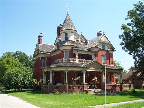 historic homes gainesville tx historic victorian home photo picture image texas at city data com