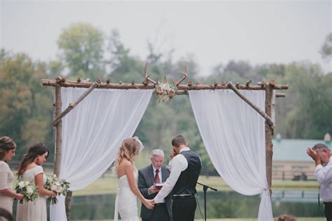 country farm wedding real weddings
