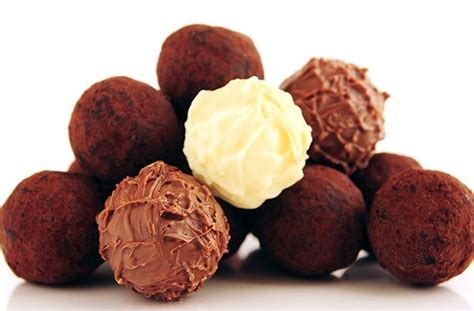 Handmade Chocolate Truffles - chocolate truffles recipe