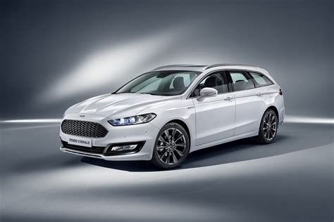 ford mondel ford luxes up edge kuga mondeo s max with vignale