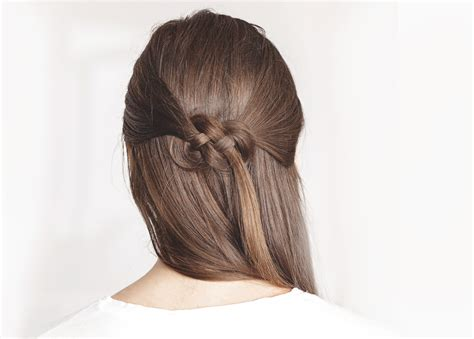 tutorial the celtic knot hairstyle thefashionfraction