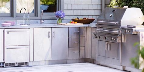 Sleek Kitchen Designs Outdoor Kitchen Cabinets Kalamazoo Outdoor Gourmet