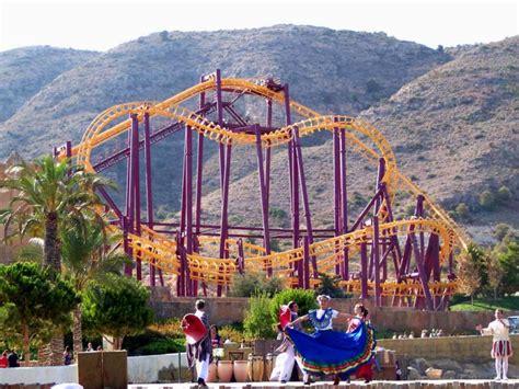 theme park benidorm alicante province spain alterra cc