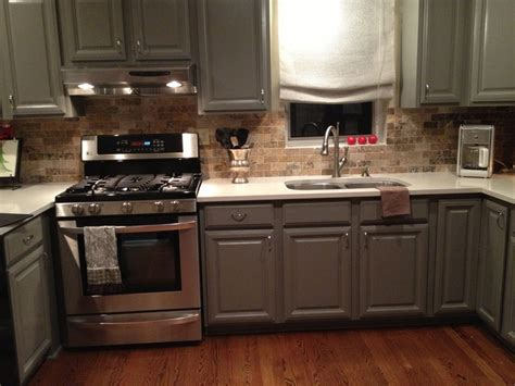 gray painted cabinets gray painted cabinets home decorating pinterest