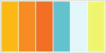 Color Combinations With Orange Orange Color Scheme Images