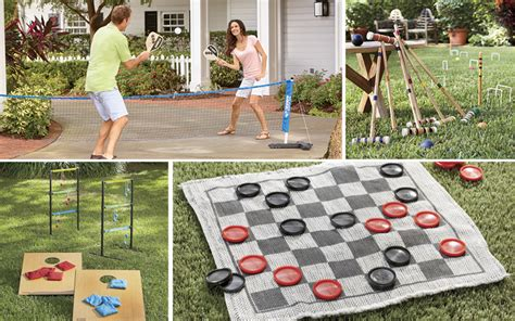 big backyard games summer fun with backyard games