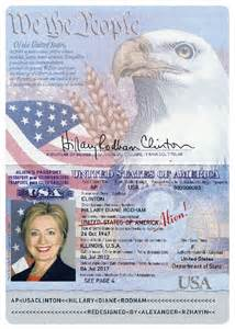 some americans became aliens u s alien s passports for