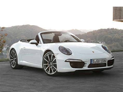 Porsche 911 Carrera Cabriolet Lease Deals Convertible