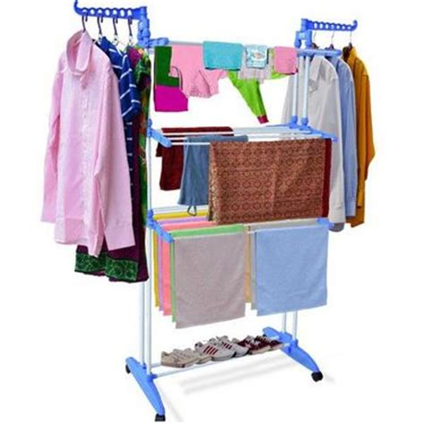 Clothes Drying Rack India by Buy Bonita Clothes Drying Stand 3 Tier Shoe Rack