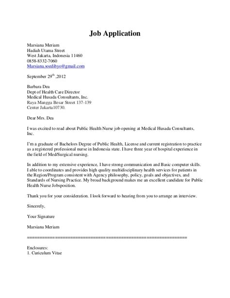 Application Letter Slideshare Aplication Letter