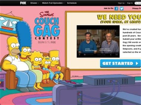 The Simpsons Contest by Fox The Simpsons Contest Sweepstakes Fanatics