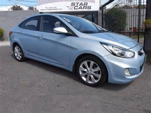 Hyundai Accent Blue 2012 Hyundai Accent Blue 2012 Sedan