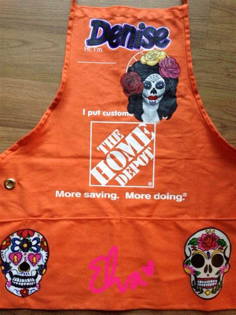 home depot aprons and home on