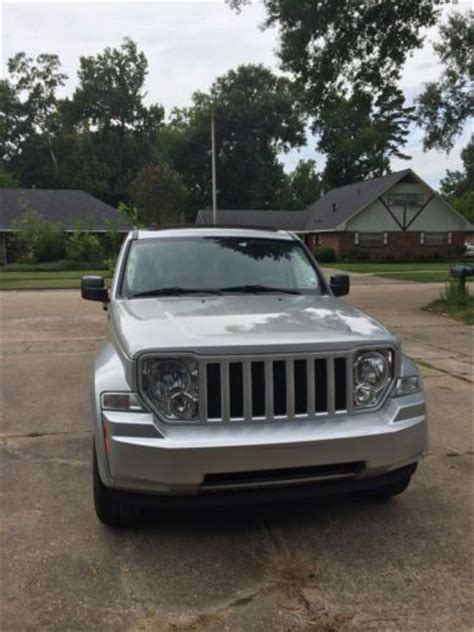 Jeep Liberty With Sky Slider For Sale Purchase Used 2008 Jeep Liberty Sky Slider In Baton