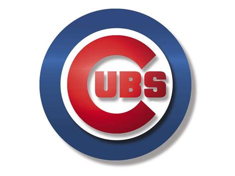 chicago cubs logo clipart clipart suggest
