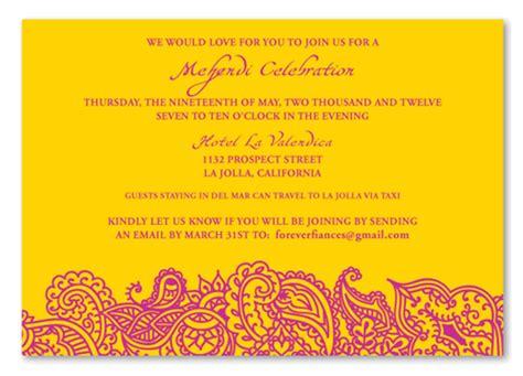 Mehndi Invitation Cards   Festival tech.Com