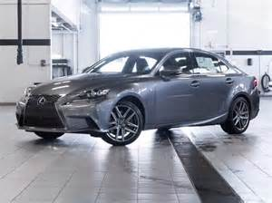 Lexus I350 2016 Lexus Is 350 F Sport Series 2 Kelowna