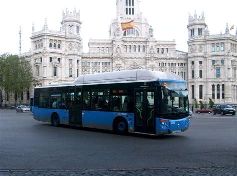 testo e la buss file castrosua of emt madrid jpg