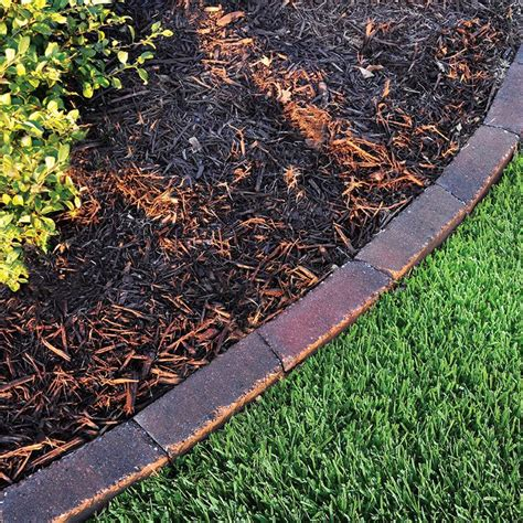 mulch bed edger 11 best images about moms yard on pinterest river rock