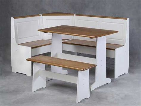tables with benches for kitchens small white kitchen tables small white kitchen tables