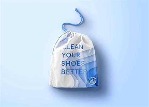 Sepatu Project Blue sepatu bersih visual branding on pantone canvas gallery
