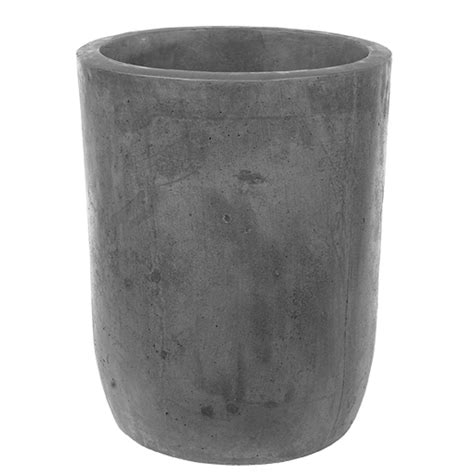 Lowes Garden Planters by Shop 19 In H X 15 In W X 15 In D Green Concrete Outdoor Planter At Lowes