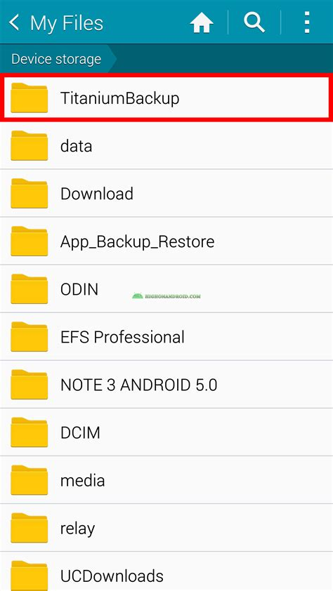 backup apk and data without root guide how to backup restore android apps data root required howto highonandroid