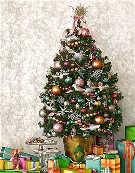decorate small tree debbie s delights table top trees great