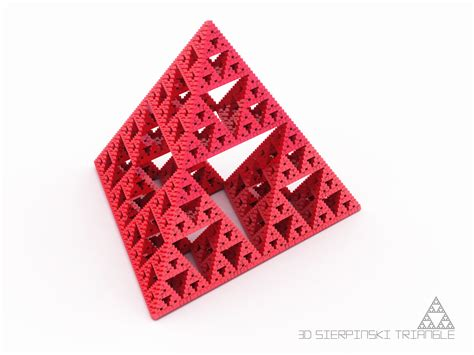 triangle pattern algebra sierpinski triangle learning design ideas pinterest