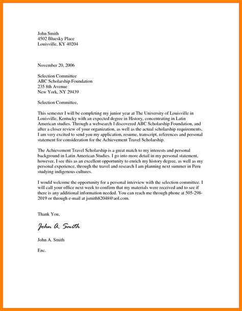 5 sle of motivation letter for scholarship hvac resumed