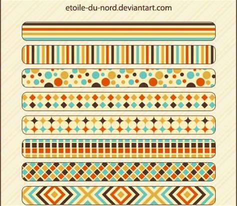 recurring pattern in french 25 ultimate vector patterns collection for every designer