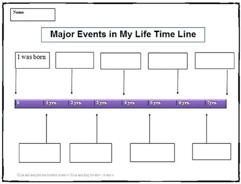 interactive timeline template timelines exles sle history timeline templates for