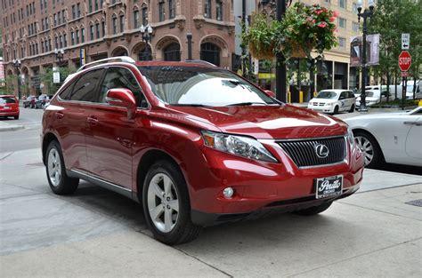 lexus dealers chicago 2012 lexus rx 350 stock m526a for sale near chicago il