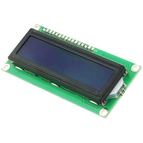 Lcd Arduino 2x16 dfrobot afficheur lcd 2x16 i2c dfr0063