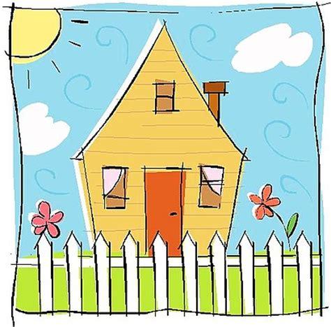 home cartoon clipart best