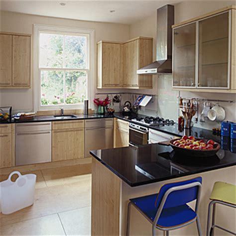 cuisine r馗up d 233 coration cuisine avec comptoir