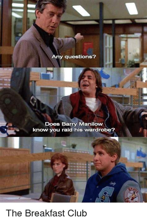 Raid Meme - 25 best memes about barry manilow barry manilow memes