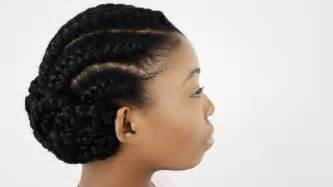braided pinup hairstyles short natural hairstyles for black women tutorial youtube