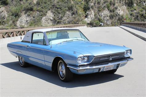 Home Interior Paint by 1966 Ford Thunderbird 2 Door Hardtop 130946