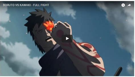 Boruto Vs Kawaki Full | epicamazing boruto vs kawaki full fight