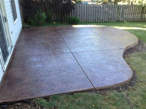 concrete patio contractor st paul minneapolis mn