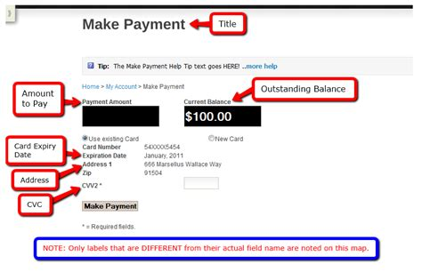 make credit card payments make payment moso docs